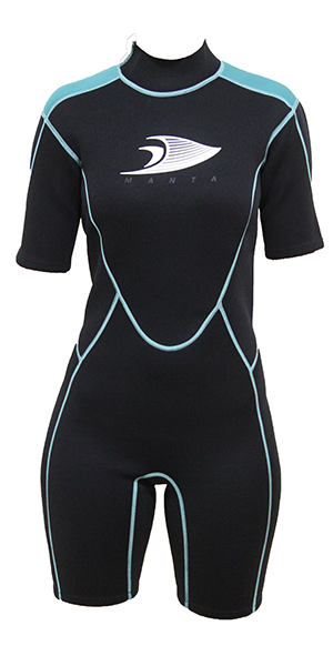 manta womens spring wetsuit